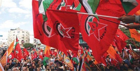 الديمقراطية تشيد بوحدة الموقف الفلسطيني تجاه مسيرة الأعلام