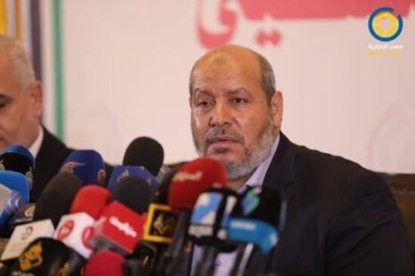 الحية يكشف عن جملة تسهيلات ستقدمها مصر لأهالي قطاع غزة