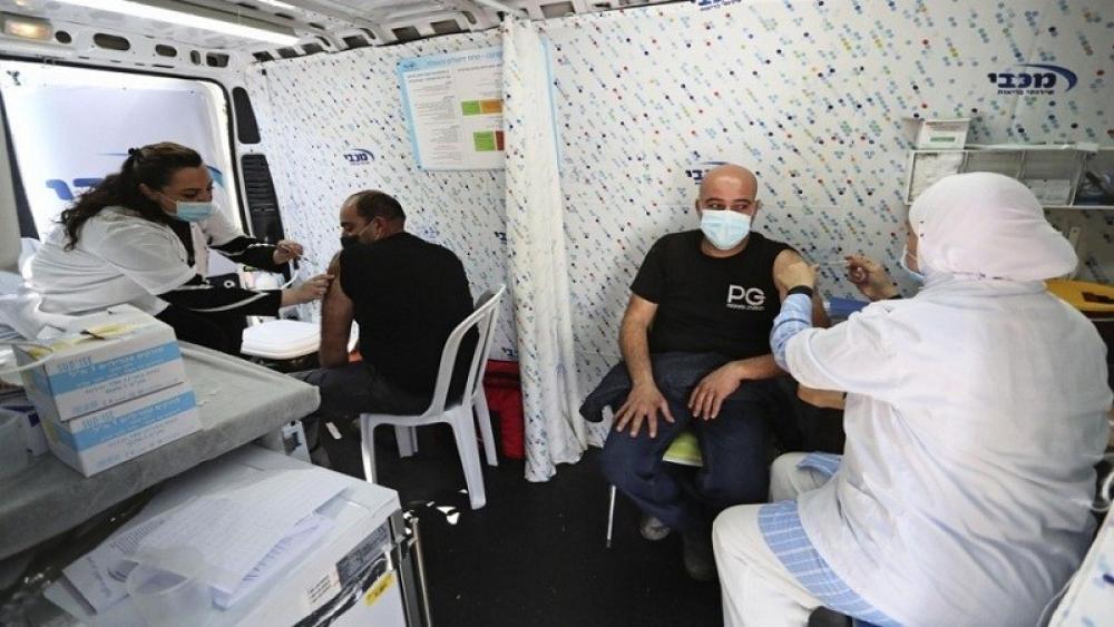 تطعيم العمال دلتا في الضفة انطلاق الصحة العالمية حملة تطعيم العمال الفلسطينيين في الداخل المحتل