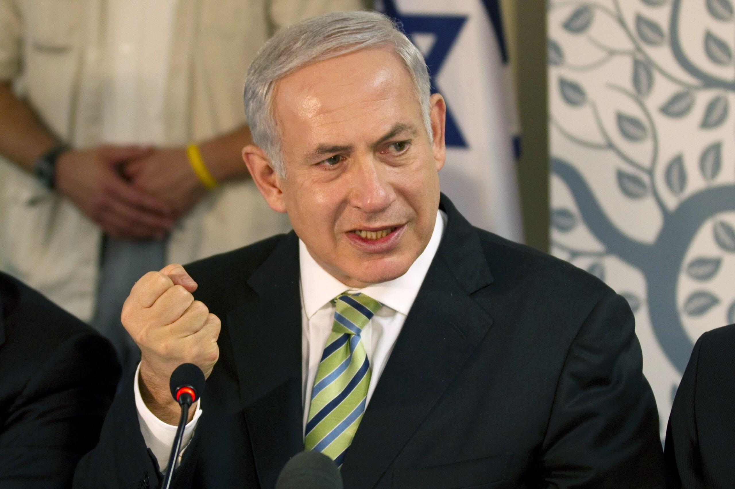 الأحزاب اليمينية نتنياهو حكومة الاحتلال الجديدة- نتنياهو وحركة حماس