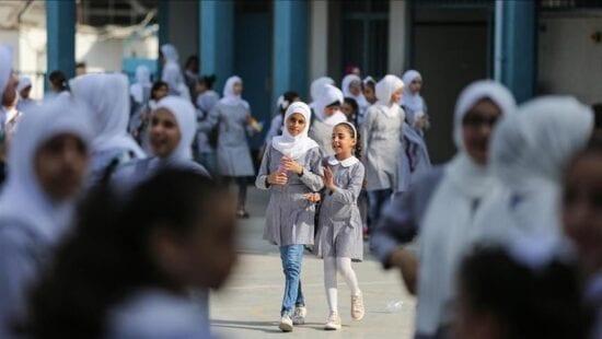 الصحة بغزة: واقع الجائحة لا يسمح بعودة التعليم الوجاهي
