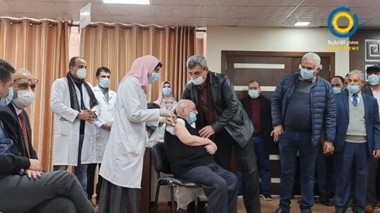 صحة غزة تعلن تطعيم أكثر من 42 ألف مواطناً بلقاح كورونا خلال 4 أيام