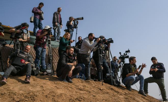 الاتحاد الدولي للصحفيين: 65 صحفياً ضحايا جرائم القتل خلال 2020