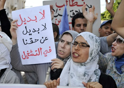 80% معدل البطالة بين النساء في غزة