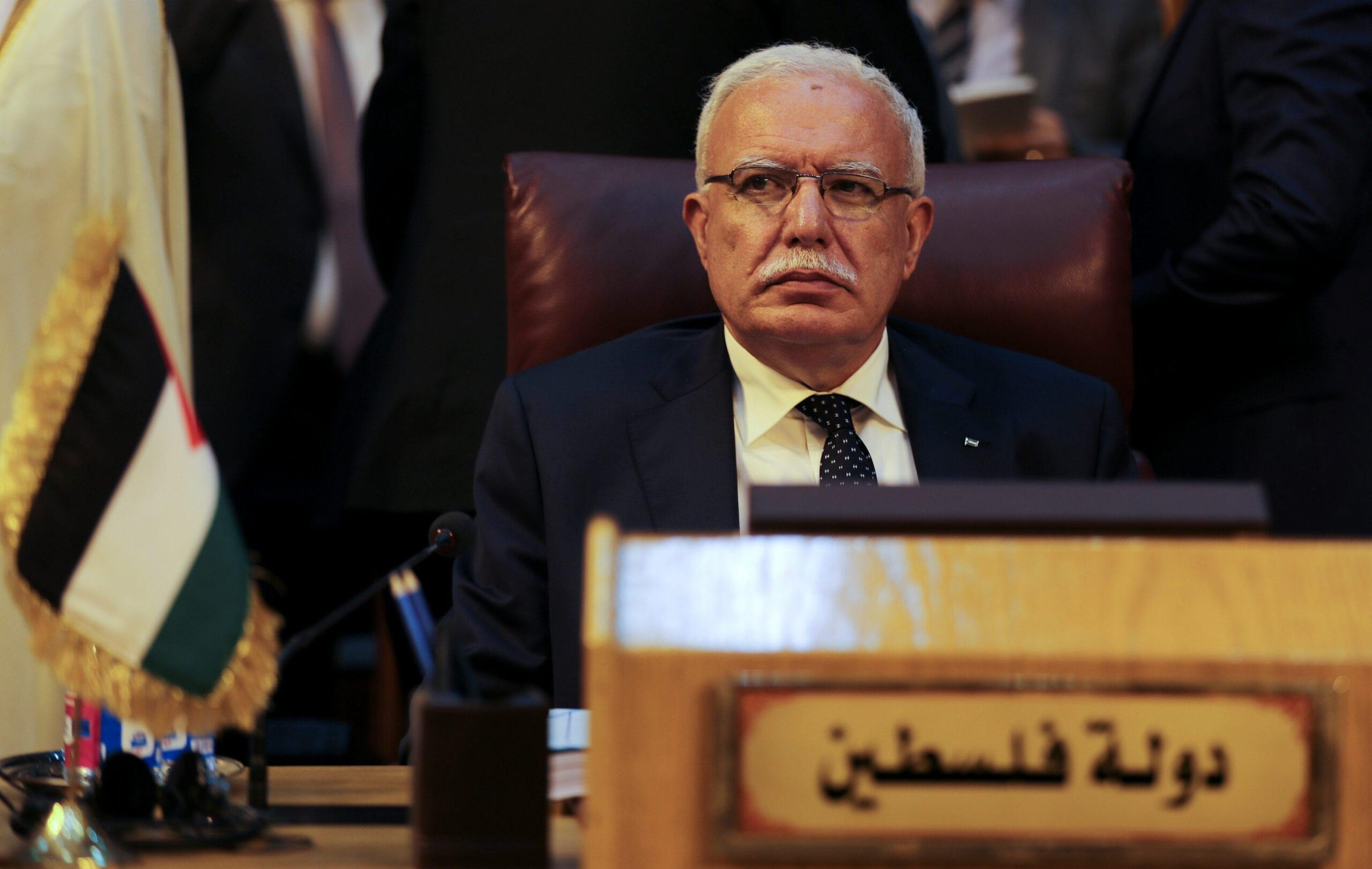 الخارجية الفلسطينية: خوف الدول يعطي إسرائيل حصانه لارتكاب الجرائم