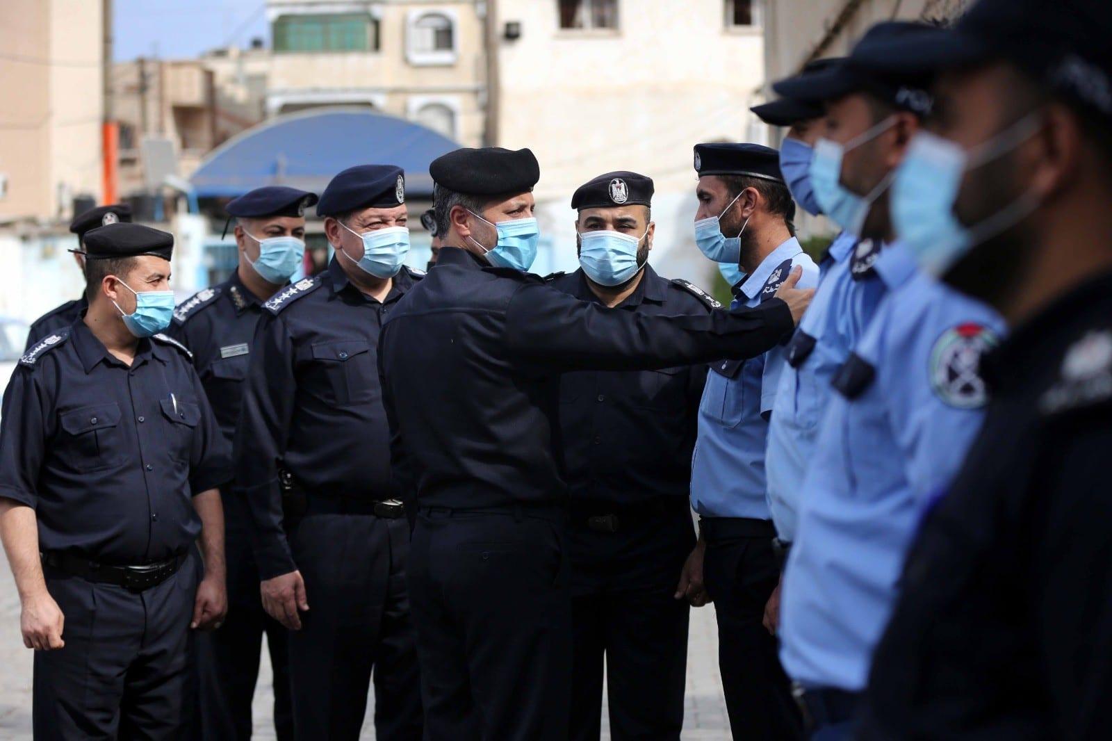الشرطة بغزة توضح مدى جهوزيتها لتأمين العملية الانتخابية