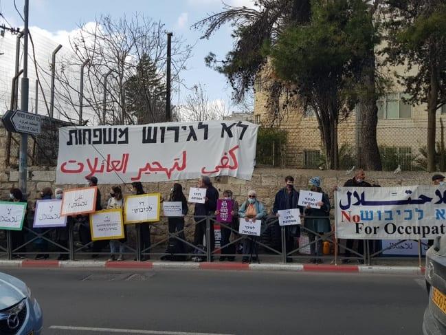 محكمة الاحتلال تصدر حكمها النهائي اليوم بشأن اخلاء منازل أهالي الشيخ جراح