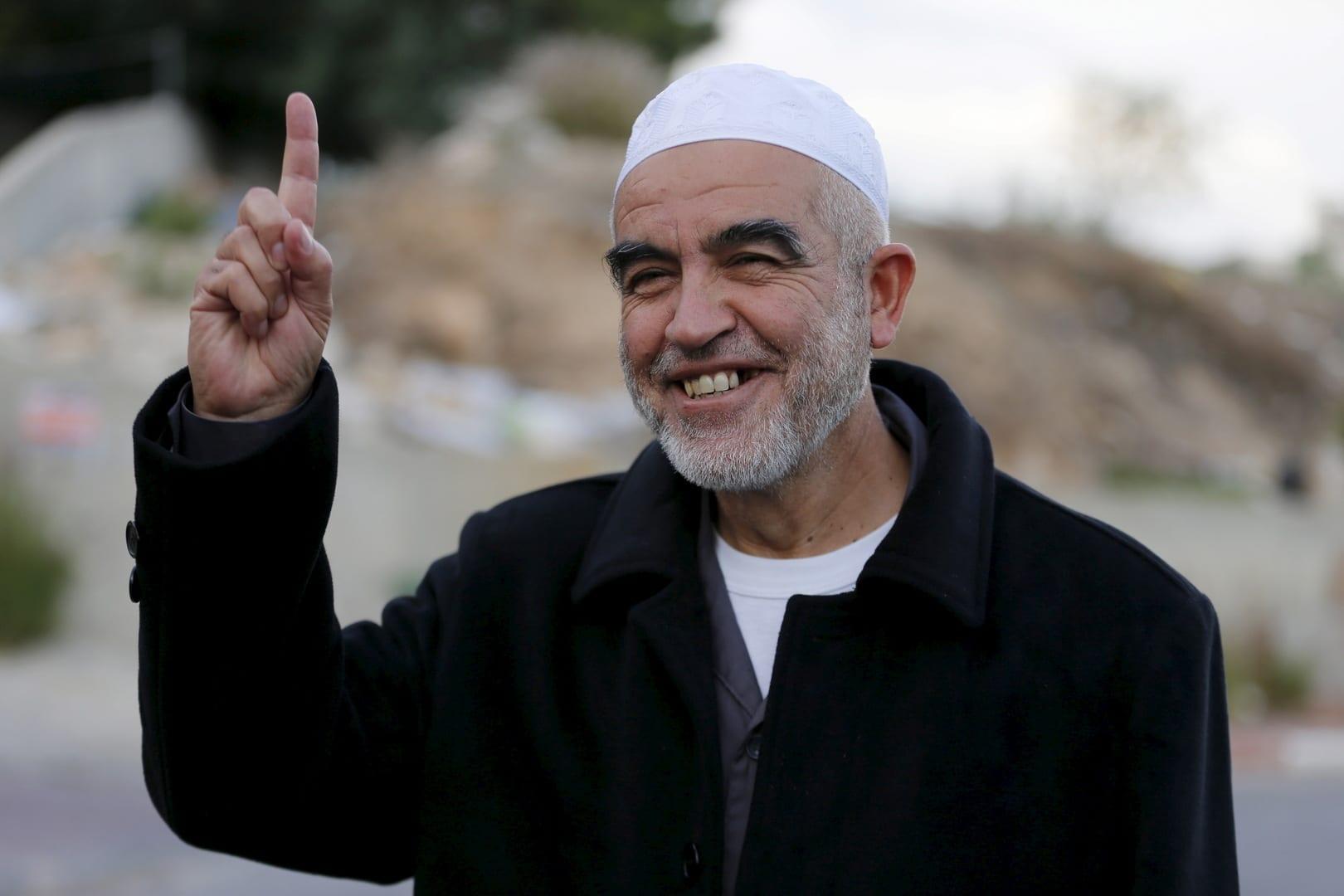 الاحتلال يمدد العزل الانفرادي للشيخ رائد صلاح حتى نهاية محكوميّته