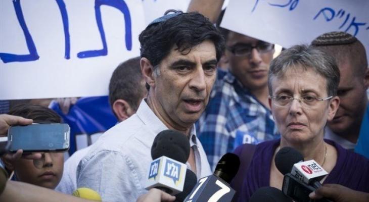 والدة هدار غولدين ترافق الرئيس الإسرائيلي في زيارة لأمريكا