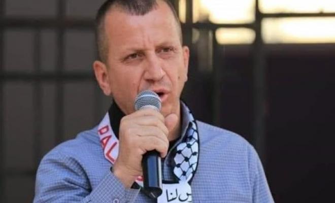 سلطات الاحتلال تفرج عن أمين سر حركة فتح في أريحا