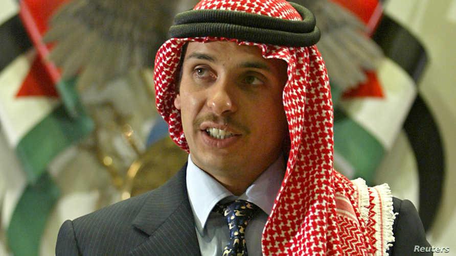 تعرف على الأمير حمزة بن الحسين وباسم عوض الله والشريف حسن