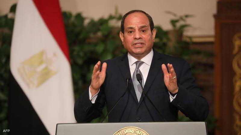 السيسي: لا استقرار بالشرق الأوسط دون حل القضية الفلسطينية