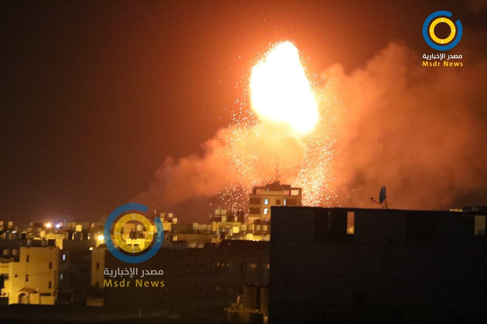 حماس: الاحتلال يحاول بقصفه لغزة التغطية على فشله وخيبته