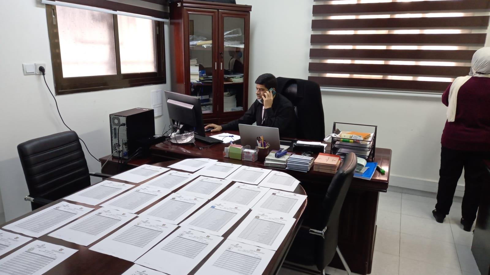 لجنة الانتخابات تعلن قرارها في الاعتراضات على قوائم ومرشحي الانتخابات