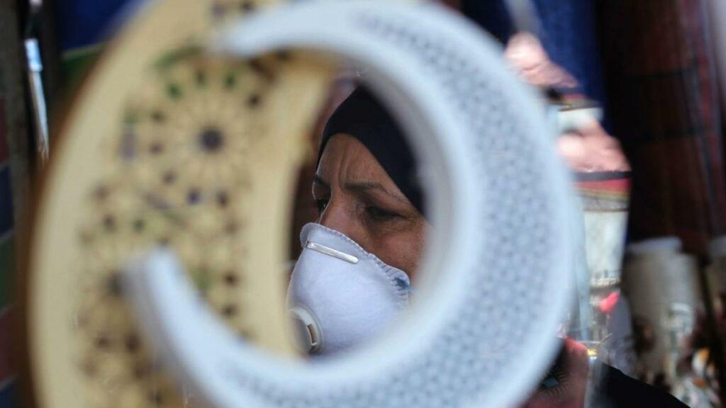 كورونا رمضان غزة