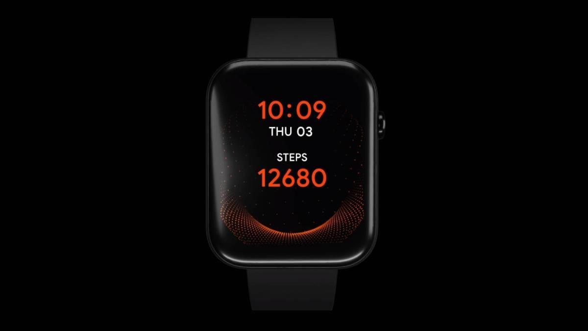ساعة يد ذكية بتصميم أبل ووتش ومواصفات مبهرة