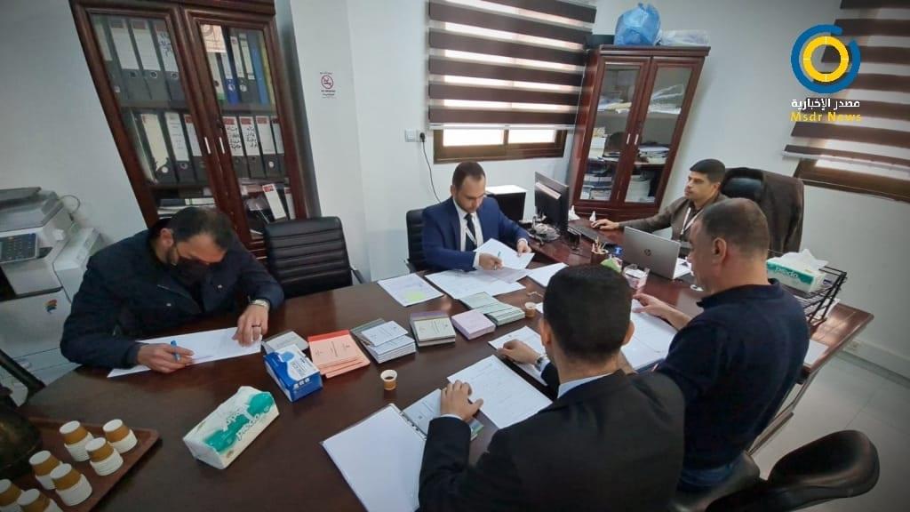 لجنة الانتخابات تستقبل ردود القوائم على الاعتراضات المقدمة ضدهم (فيديو)
