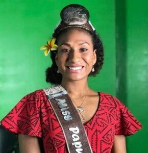 ملكة جمال بابو غينيا