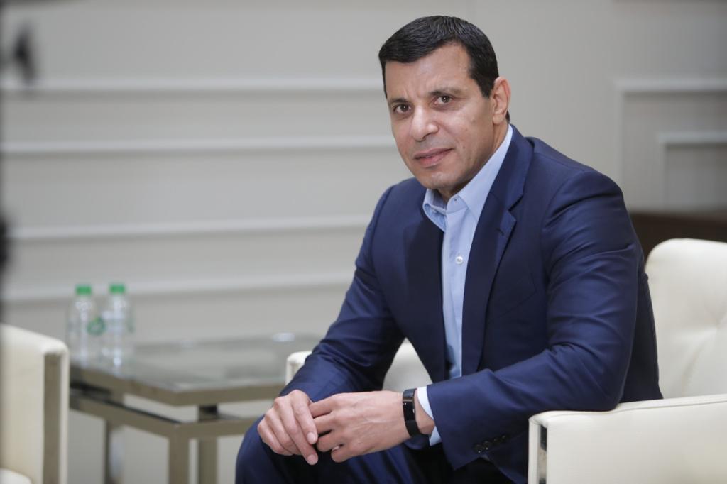 محمد دحلان: خطة تفصيلية للإصلاح بعد الانتخابات من خلال قائمة المستقبل