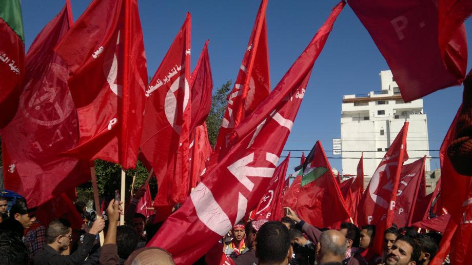 وفد من الجبهة الشعبية يصل إلى القاهرة لبحث المستجدات