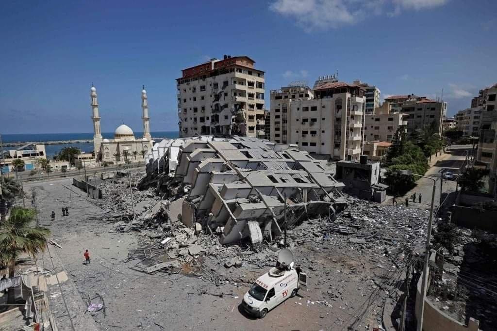 الأردن تؤكد وجود جهود دولية وعربية مكثفة لوقف إطلاق النار بغزة