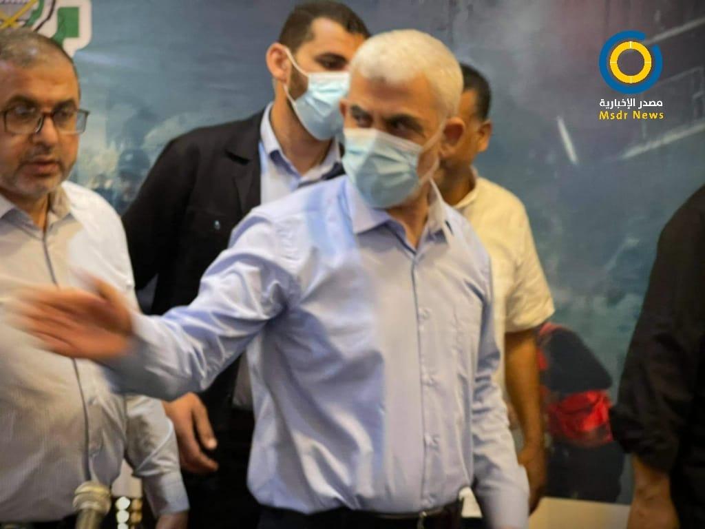إعلام عبري يزعم: السنوار يصل القاهرة غداً لبحث عدة ملفات