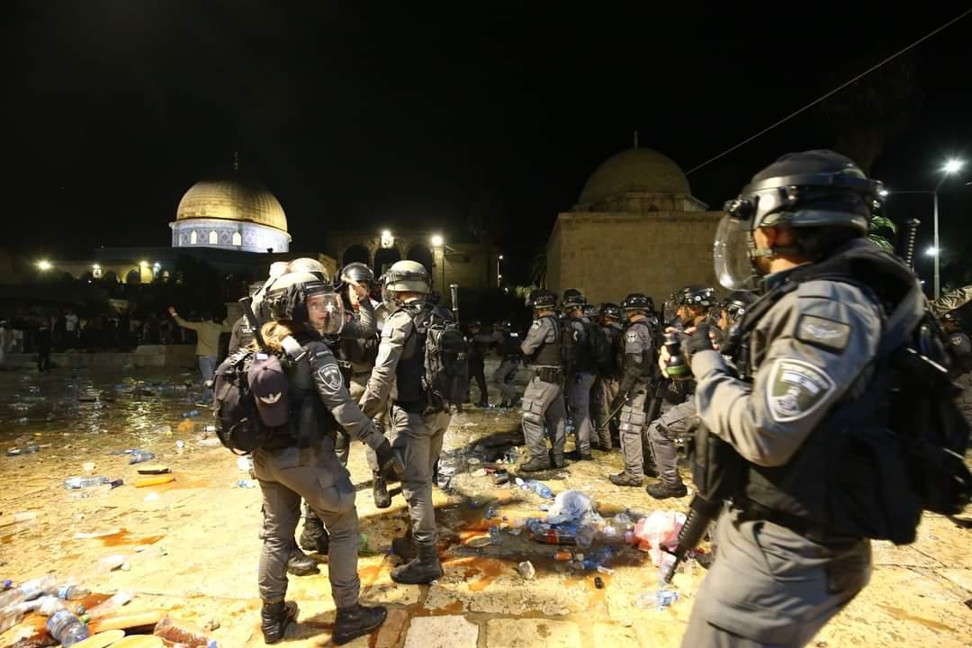 وزير إسرائيلي يرفض طلباً أمريكياً بخصوص أحداث القدس