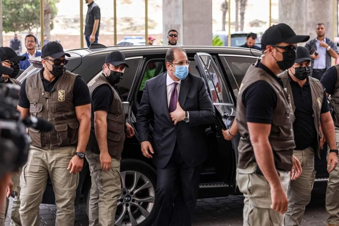 مصادر تكشف عن زيارة مرتقبة لوفد أمني من المخابرات المصرية إلى غزة