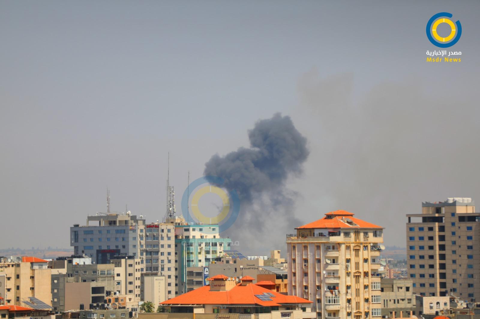 شاهد بالصور: تدمير منازل وممتلكات المواطنين في القصف الإسرائيلي على غزة