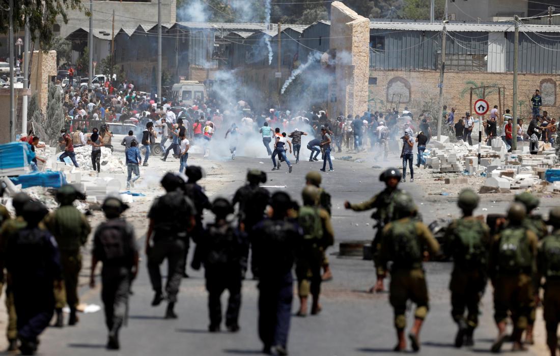 إصابة رضيعة خلال اقتحام الاحتلال لبلدة يعبد واعتقال طفل في الخليل