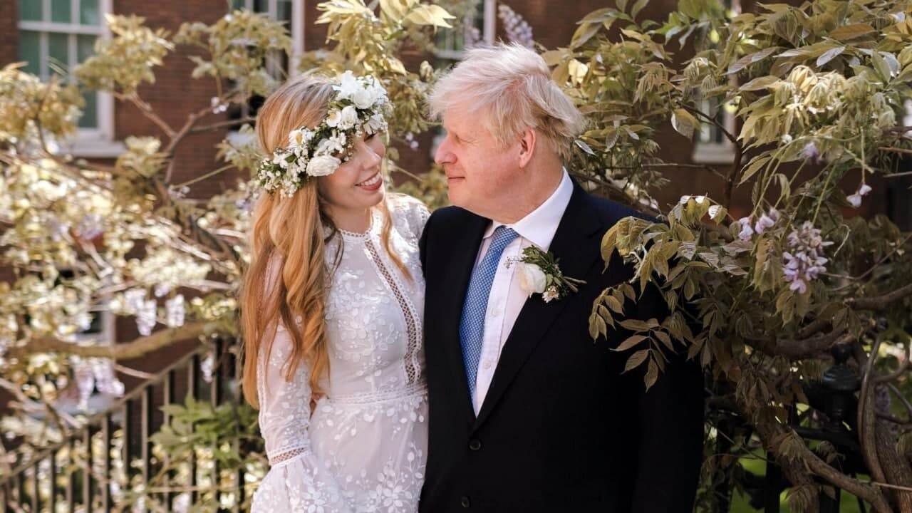 زواج جونسون