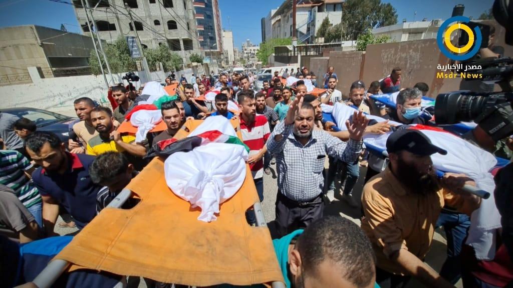 ارتفاع حصيلة شهداء العدوان الإسرائيلي على غزة إلى 139 شهيداً