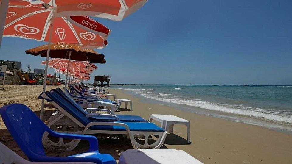 لأول مرة.. شواطئ تل أبيب فارغة من السياح