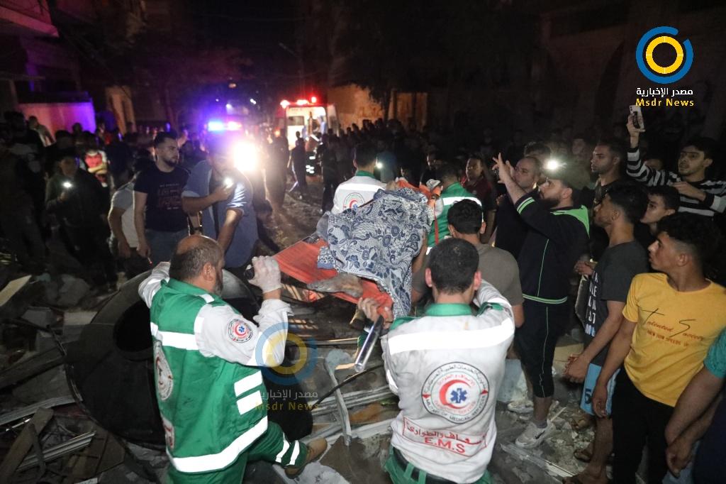 حماس تعلّق على مجزرة مخيم الشاطئ التي راح ضحيتها 10 شهداء