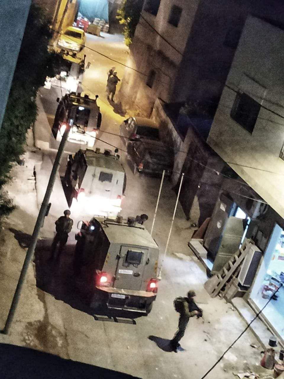 نحو 23 إصابة خلال مواجهات مع الاحتلال في نابلس