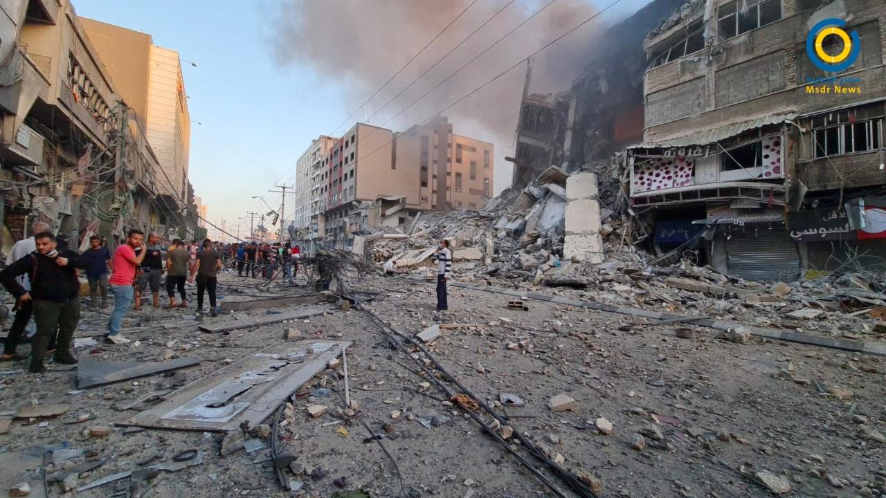 أونروا غزة
