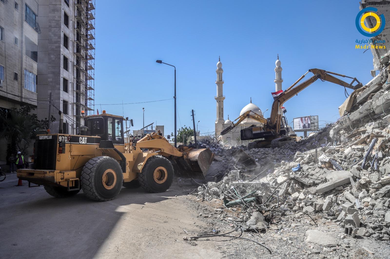 ضمن خطة إعادة الإعمار… محطة كهرباء وجسور وكباري بغزة