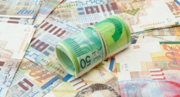 وزارة المالية: الاحتلال اقتطع 154 مليون دولار من المقاصة  خلال 5 أشهر