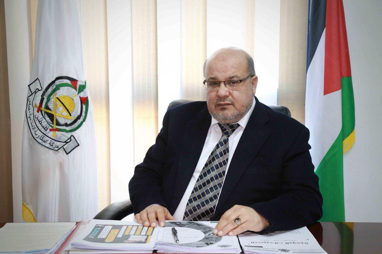 ردود فعل غاضبة إزاء تعيين الدعاليس مسؤولاً للعمل الحكومي بغزة