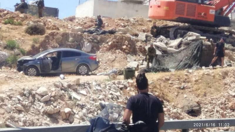 القدس: الاحتلال يطلق النار تجاه فتاة بزعم محاولتها تنفيذ عملية مزدوجة