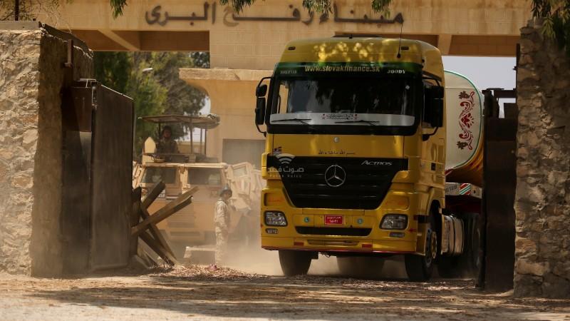 كحيل لمصدر: إدخال كافة أصناف الحديد من مصر لغزة الأسبوع المقبل
