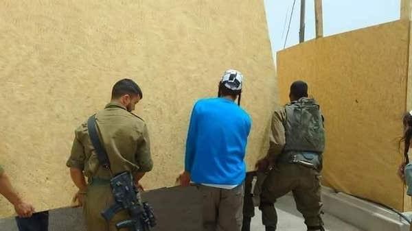 انتهاكات المستوطنين: منع وصول مياه الشرب في الخليل وبناء منزل متنقل بالأغوار