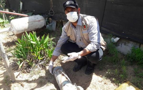 هندسة المتفجرات تعلن عن تحييد 1200 قنبلة نتاج العدوان على غزة