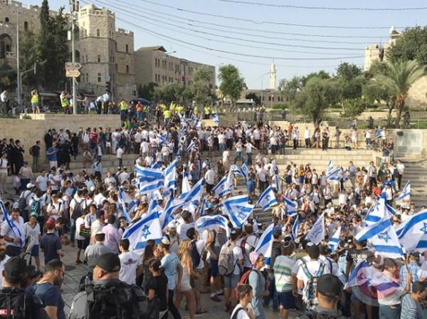 استمرار التحذيرات من الآثار المتوقعة لمسيرات أعلام المستوطنين