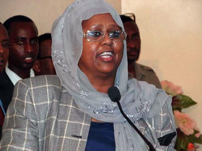 لأول مرة تحدث في الصومال…امرأة تنافس على منصب الرئاسة
