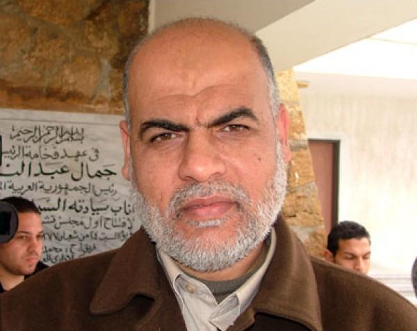 يحيى موسى يتسلم رئاسة اللجنة الاقتصادية في المجلس التشريعي