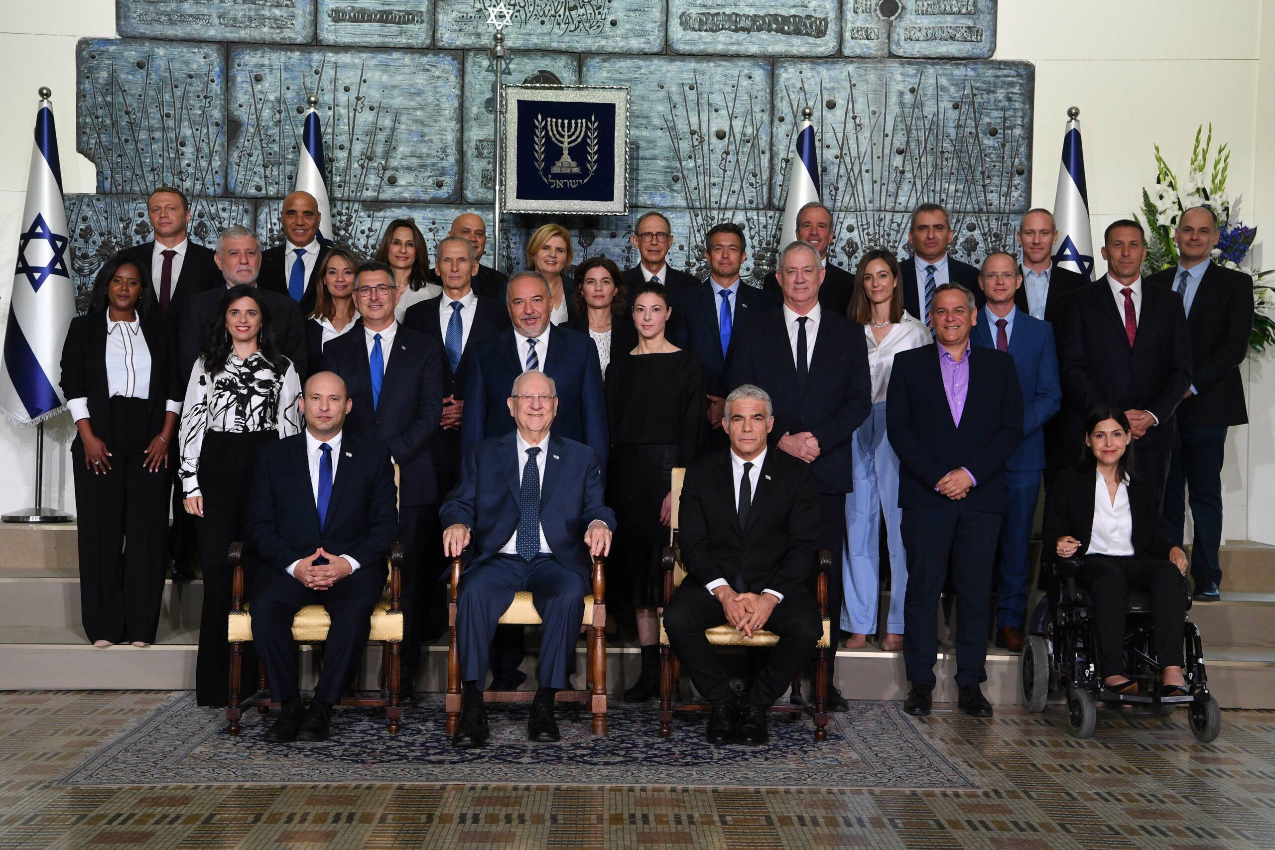 الحكومة الإسرائيلية تصادق على ميزانية العامين القادمين