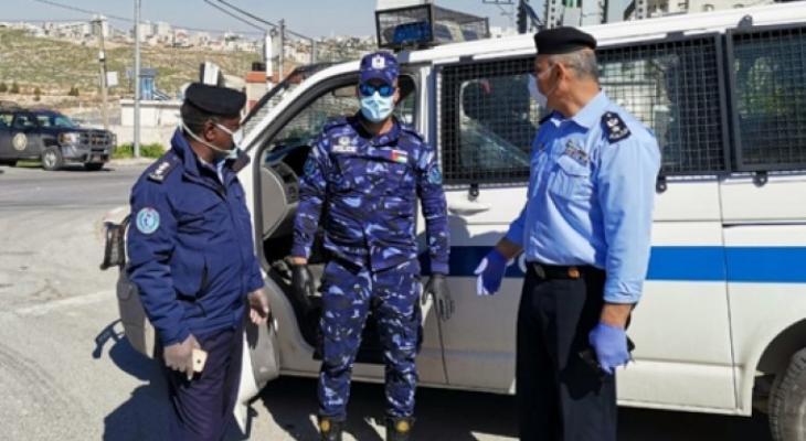 الشرطة تضبط أكثر من 900 قطع أثرية بحوزة شخص في نابلس