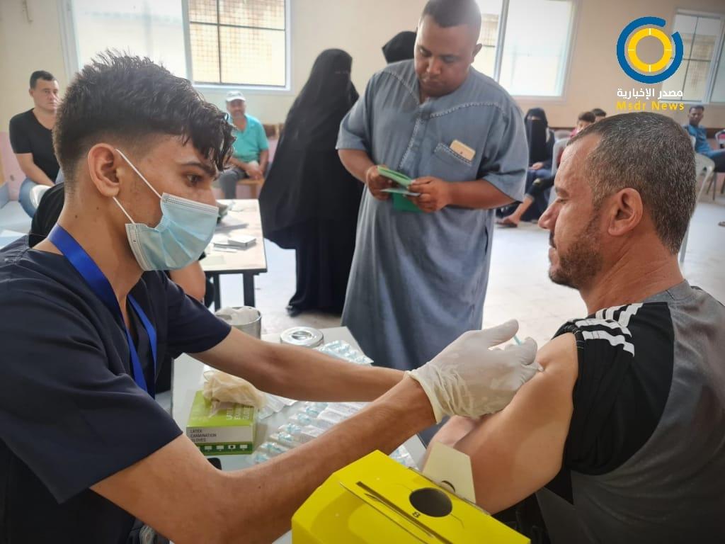 صحة غزة تستأنف تطعيم المواطنين من 16 عاماً فما فوق ضد كورونا