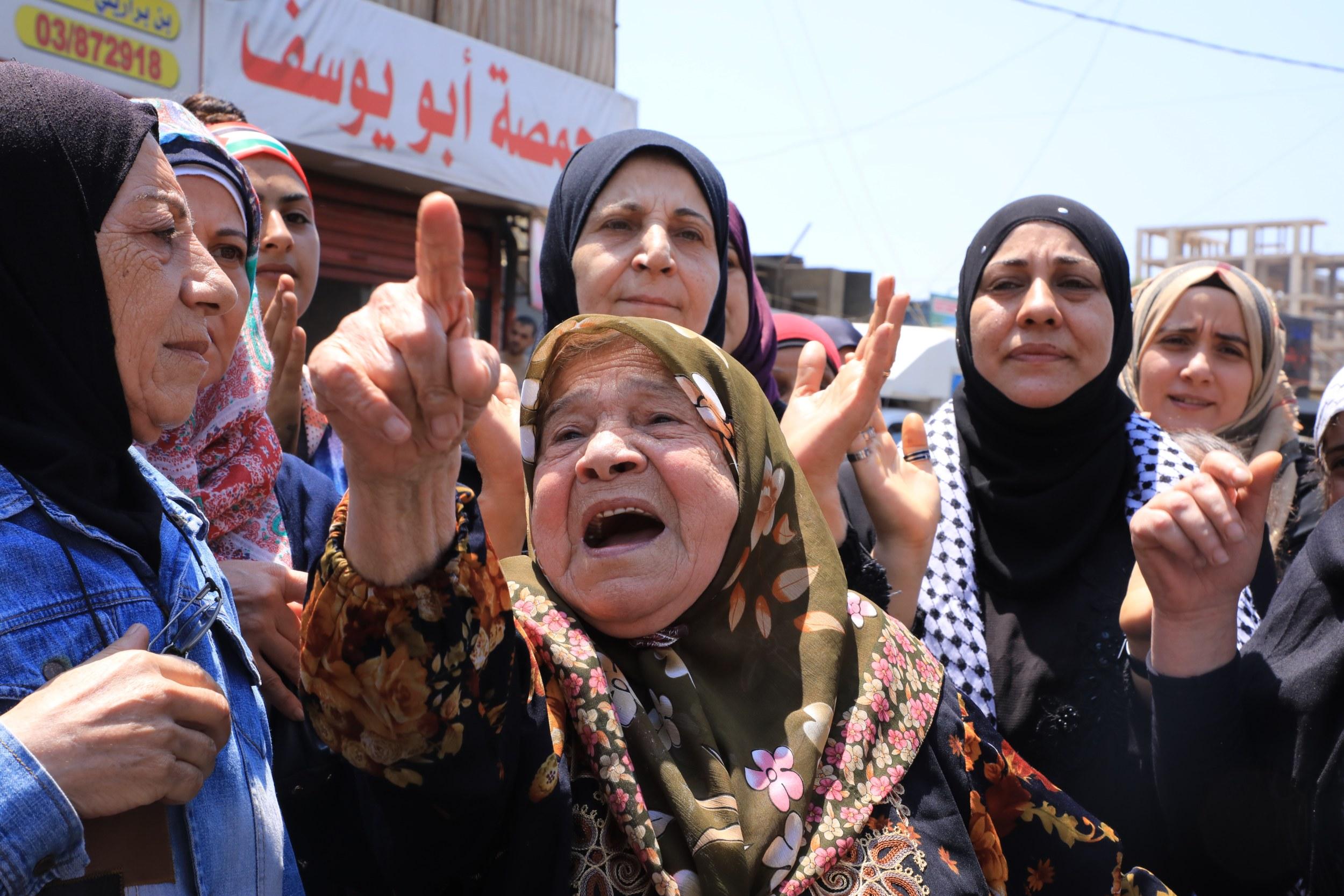 أونروا تعرب عن قلقها إزاء تدهور أوضاع اللاجئين في لبنان